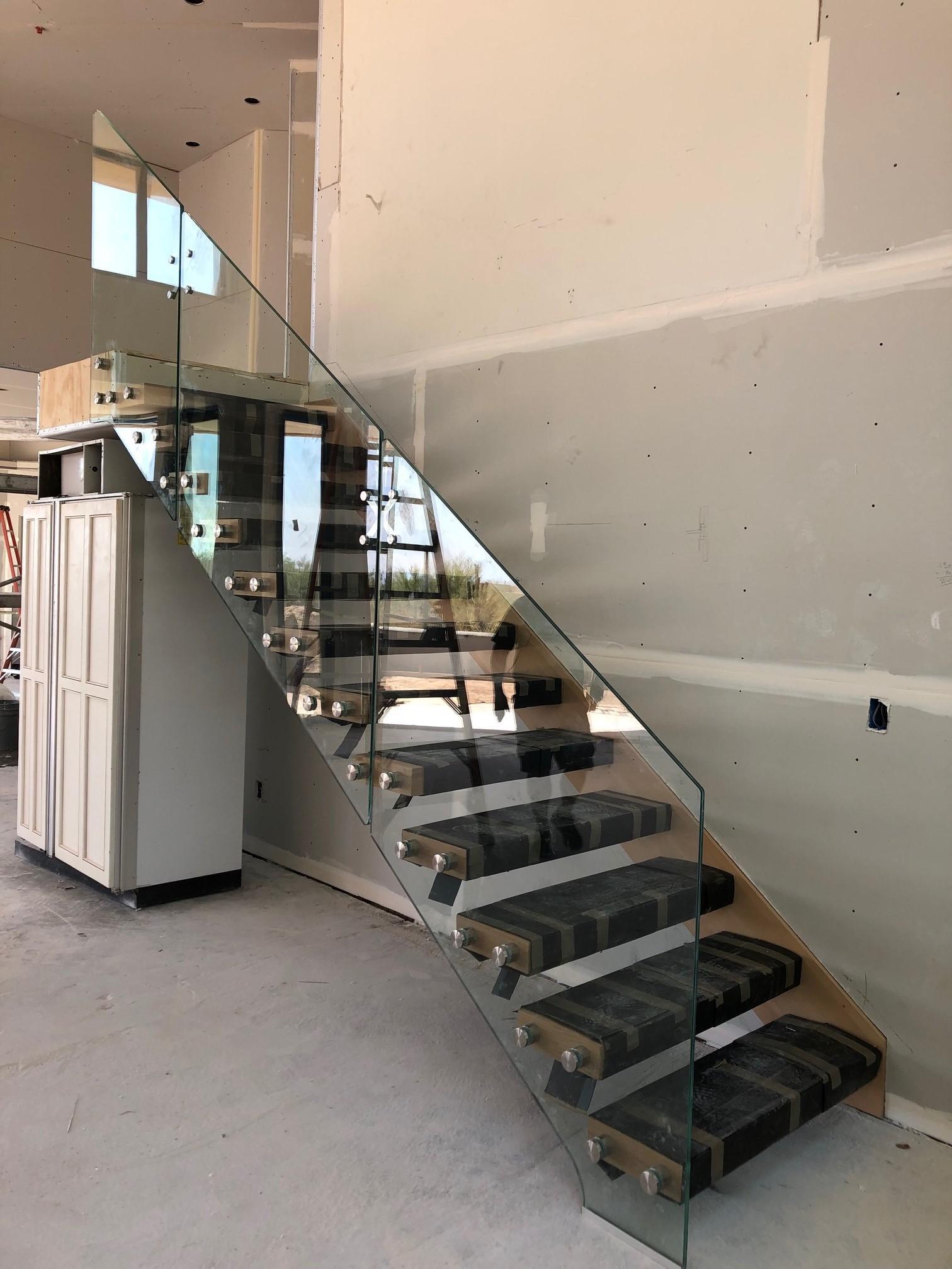 Oeba staircase