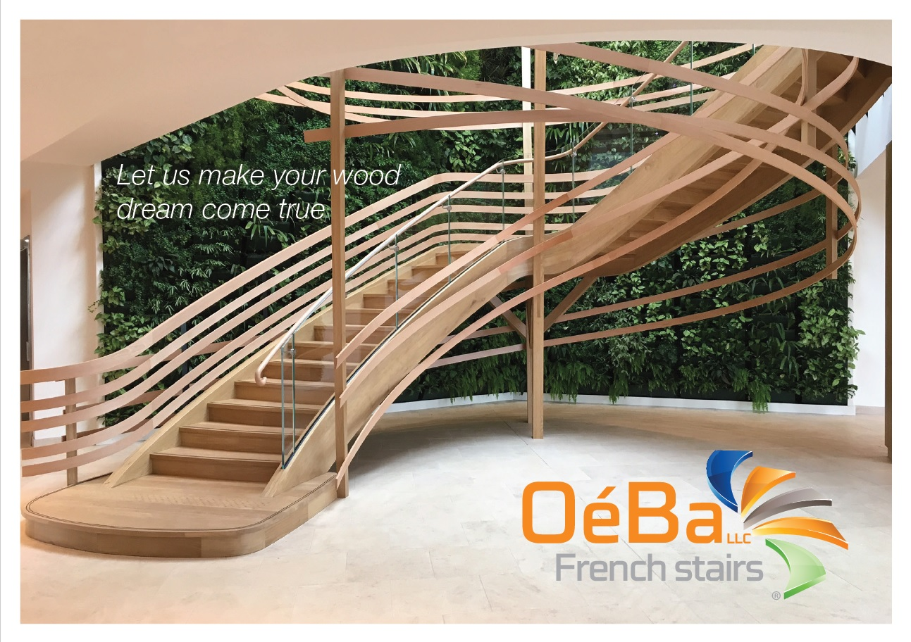 Download the Oeba stairs catalog