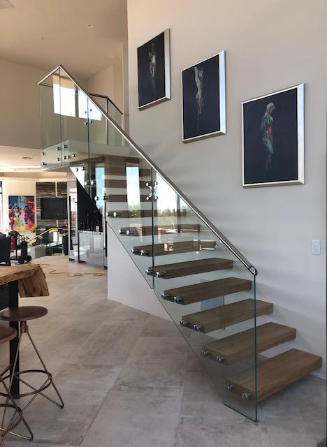 Oeba french staircase