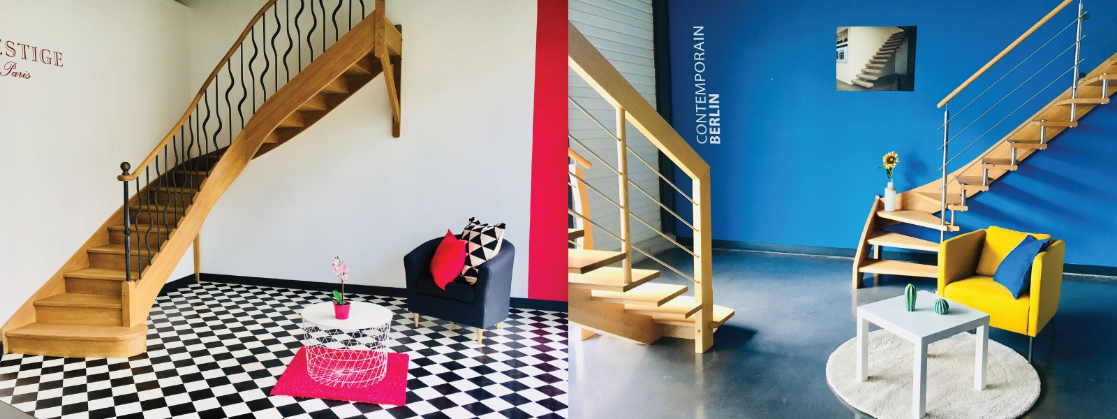 French stairs coming soon in arizona, a stairs showroom will open in Scottdale
