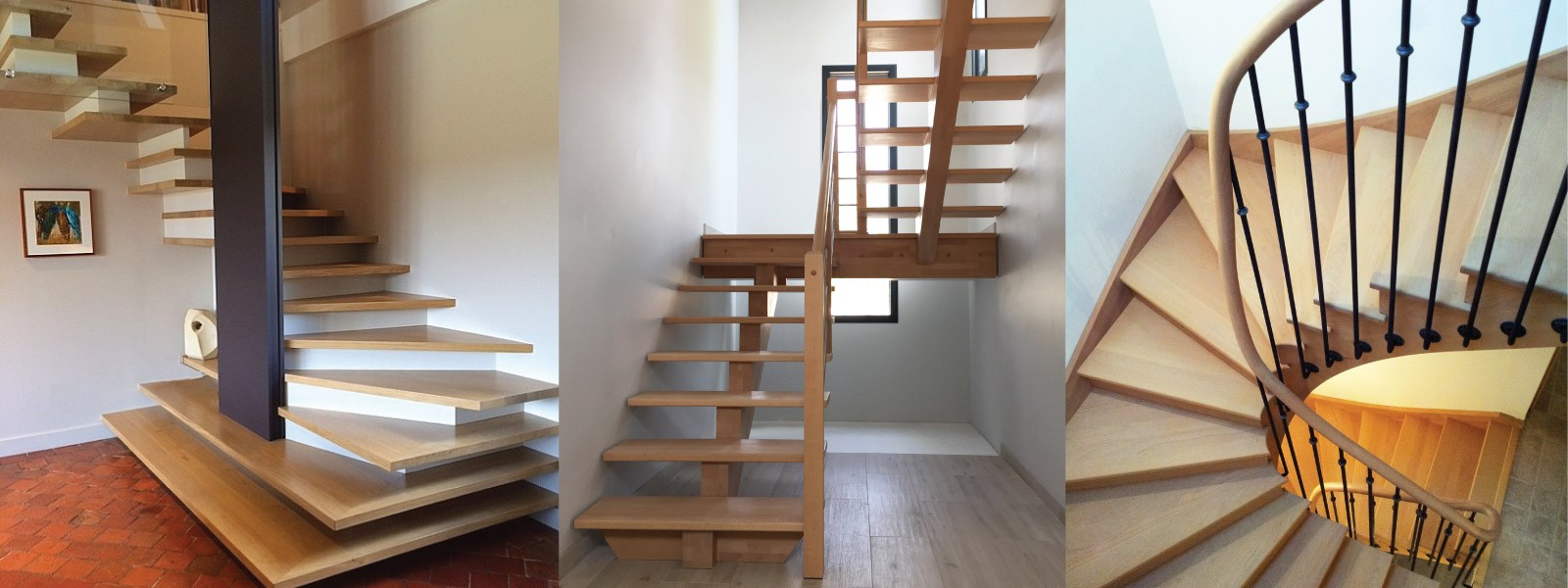 Custom made staircases. Contemporary stairs, luxury and traditional staircases